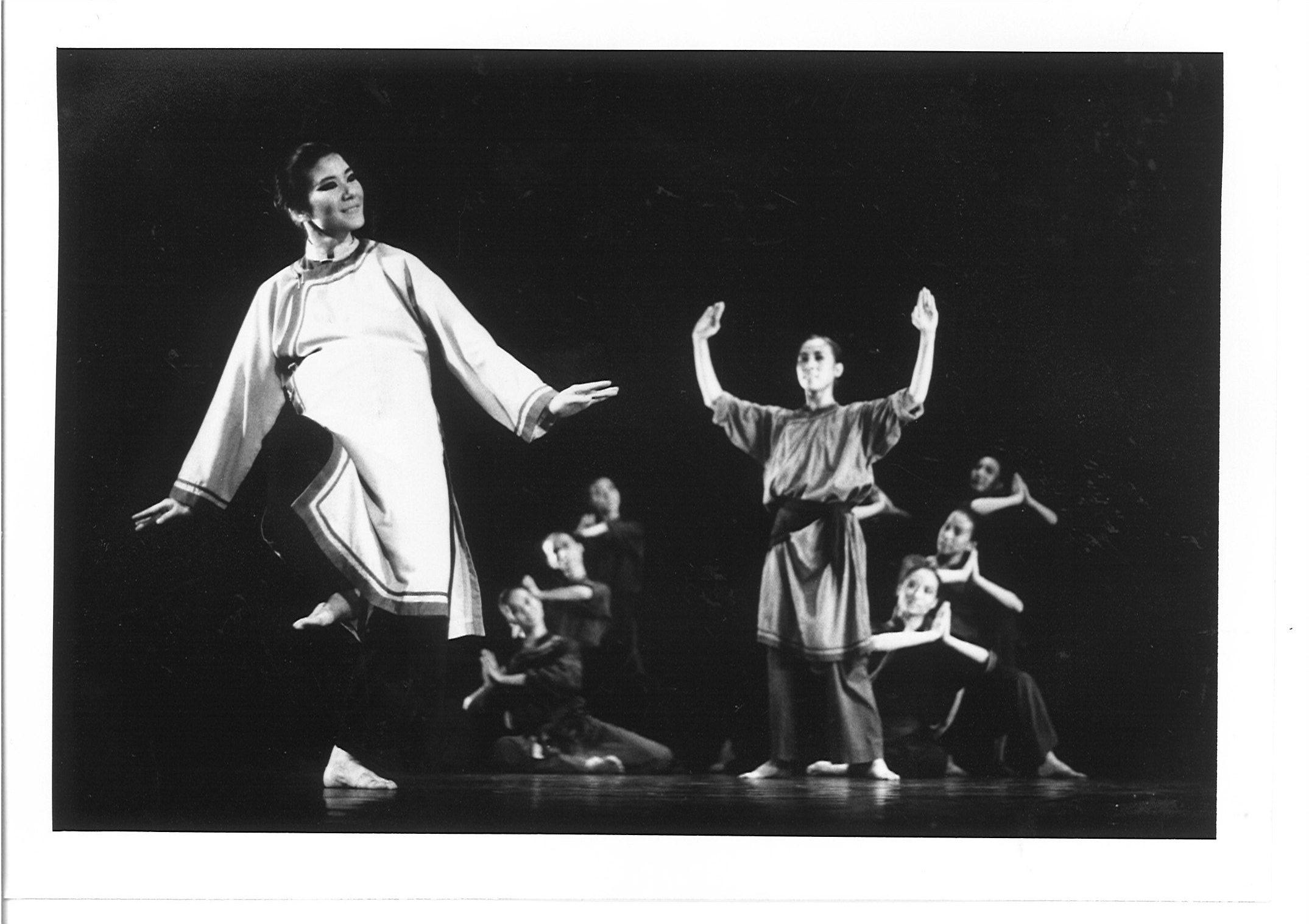 1986 國際舞蹈學院舞蹈節