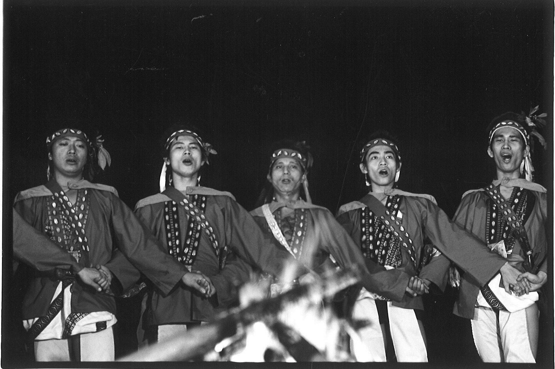 1990 國際舞蹈學院舞蹈節