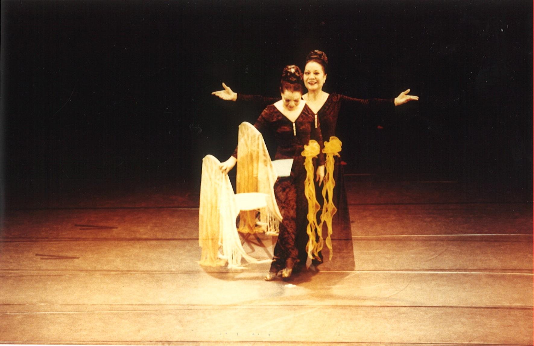 1995 台北國際舞蹈季
