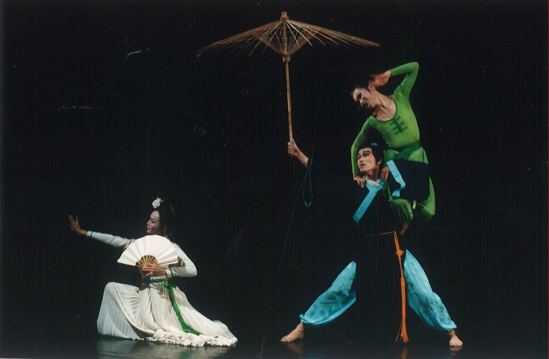 1999林懷民《白蛇傳》