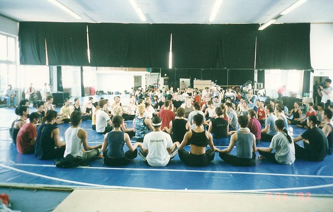 2002 世界舞蹈聯盟年會