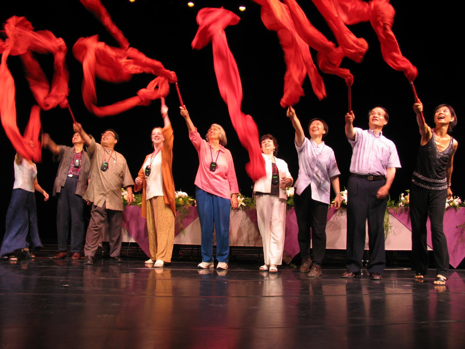 2004「國際舞蹈論壇」
