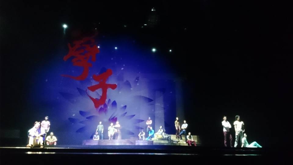 2014-「台灣國際藝術節」開幕節目《孽子》